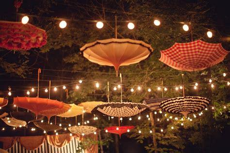 dekoration gartenparty sommer deko ideen zum selbermachen f 252 r ihre gartenparty