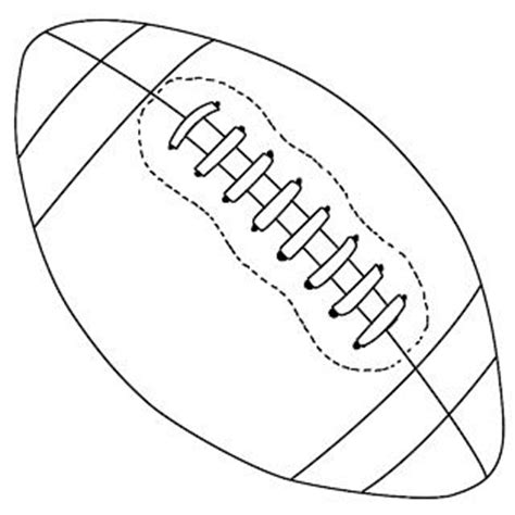 football drawing template how to draw a football tutorials shape and