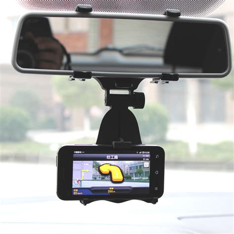 one rear view mirror mount universal car rearview mirror mount holder rear view