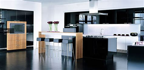 Modern Kitchen With Black Appliances 100 Black Modern Kitchen Cabinets Modern Kitch Modular Kitchen In Delhi Cool Modern Kitchen