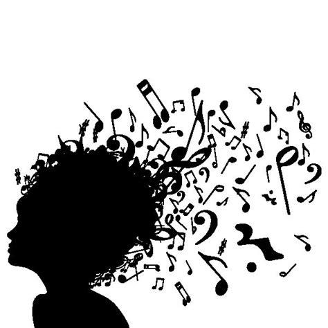 imagenes siluetas musicales siluetas musica danny pinterest musica b 250 squeda y retro