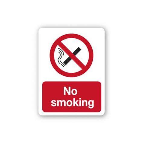 no smoking sign description p18bp no smoking sign
