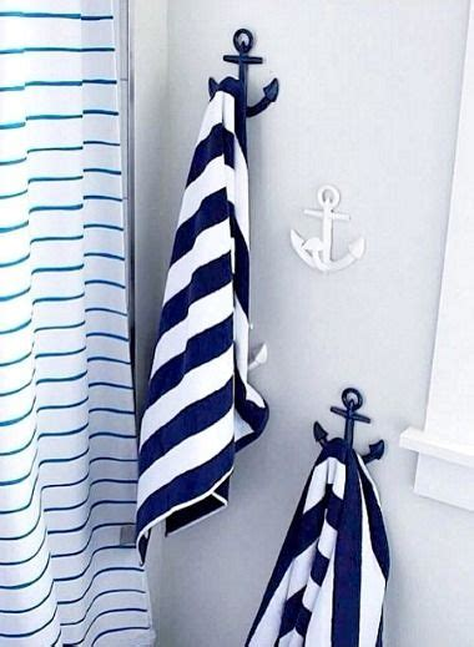 anchor bathroom 25 best ideas about nautical bathroom decor on pinterest
