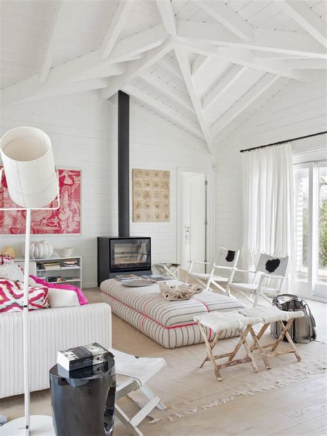 Modern Cottage Interior Modernized Cottage Style Decoholic