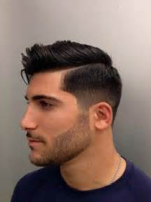 part hair side part hairstyles for men