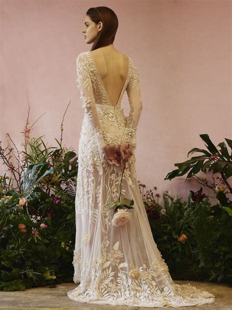Embroidered Wedding Dress best 25 embroidered wedding dresses ideas on