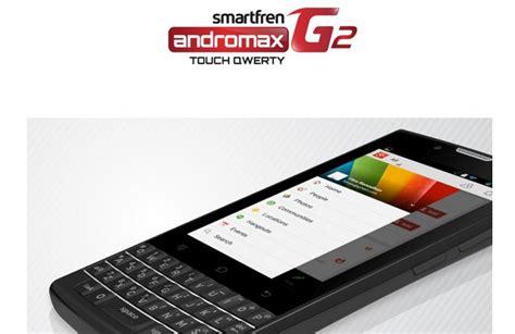 Baterai Andromax G2 Qwerty Log On harga smartfren andromax g2 touch qwerty terbaru akhir