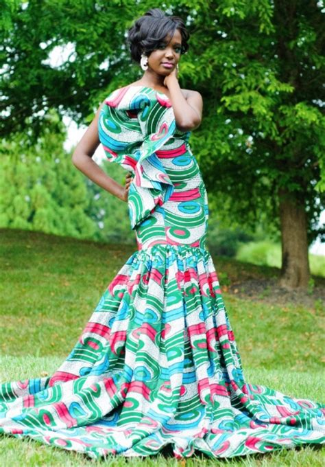 africa wearstyle 2016 best african print dress styles for weddings 2016 fashionte