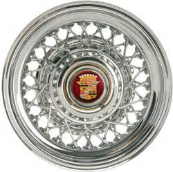 Cadillac Spoke Wheels Cadillac Wire Wheels And Cadillac Whitewall Tires