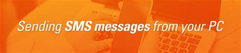 How To Send Bulk Sms Messages From Your Pc Bulksms Com