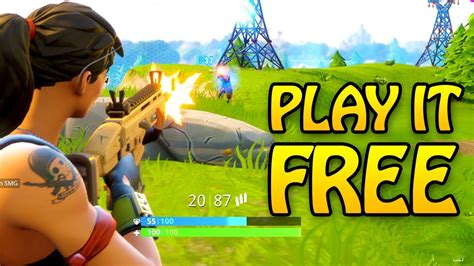will fortnite be free what is fortnite battle royale play it free now