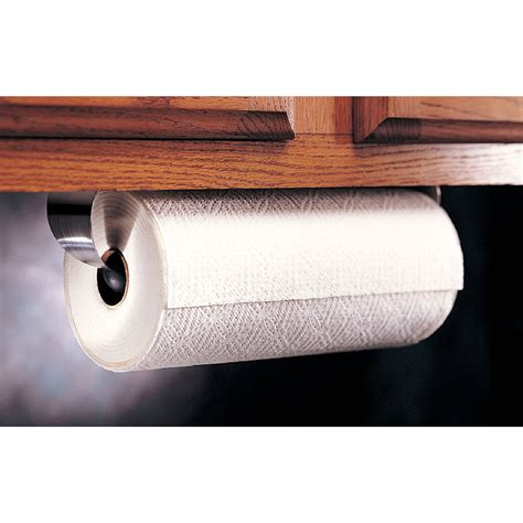 under cabinet paper towel holder home depot bronze paper towel holder under cabinet roselawnlutheran