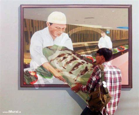 projek jasa mural batam  batam museum  trick art