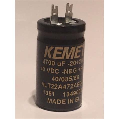 tantalum capacitor ripple kemet x capacitor 28 images kemet 4700uf 40v high ripple radial electrolytic capacitor
