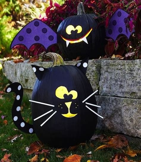 decorar para halloween infantil ideas para decorar calabazas infantiles de halloween