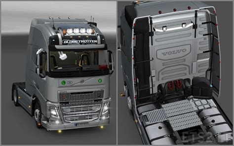 new volvo fh ets 2 mods part 4