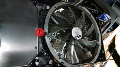 antec 900 fan replacement nine hundred top fan replacement