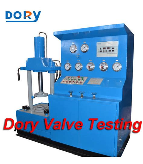 relief valve test bench safety relief valve test bench in wenzhou zhejiang dory