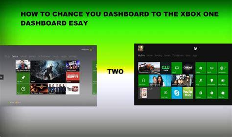 xbox 360 dashboard xbox 360 how to get xbox one dashboard on xbox 360 youtube