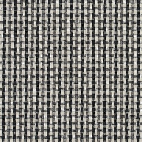 black and white check upholstery fabric e815 black and white small scale check jacquard upholstery