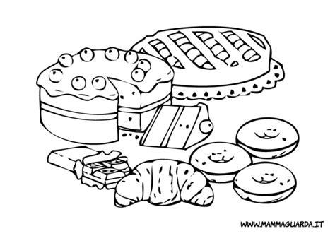 disegni alimentazione alimentazione da colorare prima colazione da colorare