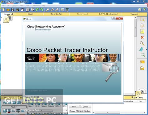 cisco dowload cisco packet tracer instructor version free