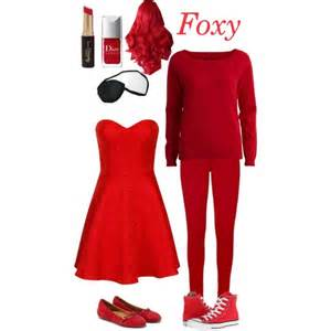 Fnaf foxy polyvore