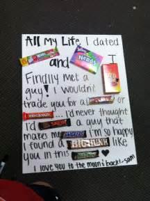 Gift ideas for boyfriend gift for the boyfriend cute gift ideas