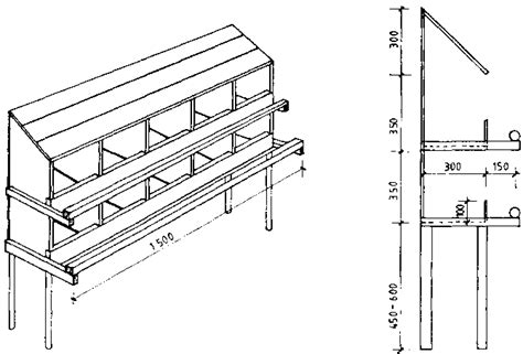Housing Floor Plans Free farm structures ch10 animal housing cattle housing