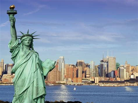 york city statue  liberty
