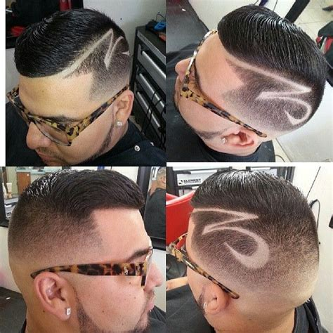 hair cutting tattoo designs 100 best images about hair designs on