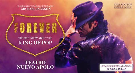 entradas para el musical el musical forever en madrid teatro nuevo apolo ticketea