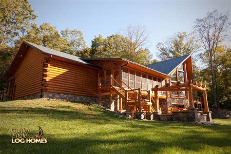 rancher logging ranch log home plans