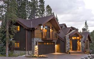 house plans colorado colorado custom mountain home architects bhh partners