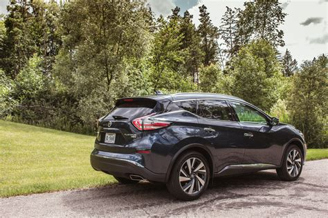 nissan murano 2017 platinum 2017 nissan murano review nissan s midsize crossover suv