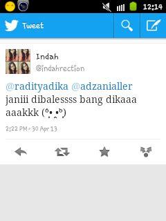 Biography Raditya Dika Dalam Bahasa Inggris | kata kata galau raditya dika twitter kata kata sms