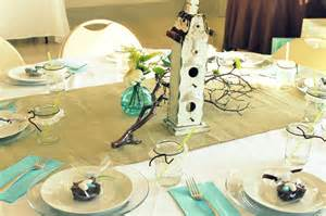 Bird Themed Home Decor Accent Pieces For Place Settings