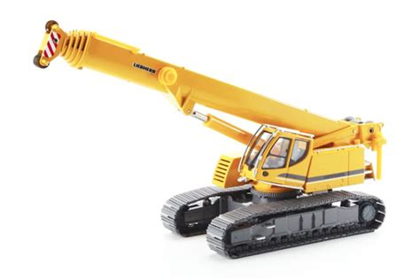 Conrad Coming Soon by 3000toys New Liebherr Ltr 1100 Crawler Crane Coming