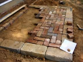 Brick Pavers Patio Best 25 Brick Patios Ideas On Brick Walkway Brick Walkway Diy And Brick Pavers
