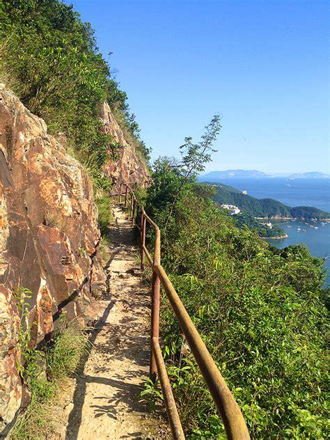 hiking hk hong kong  hikes wilson trail macklehose