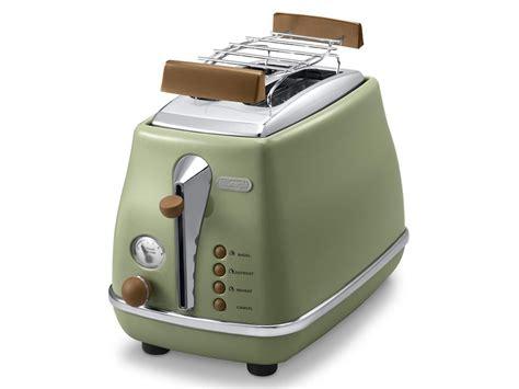 tostapane delonghi icona torradeira el 233 trica delonghi icona vintage verde italiana