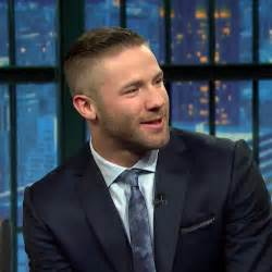julian edelman hair patriots wr julian edelman is the post super bowl mvp