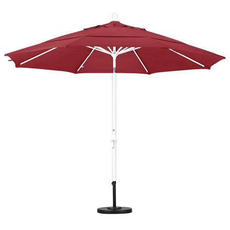 11 Ft Patio Umbrella by Cambridge Cantilever 11 Ft Patio Umbrella In Canumb Rd