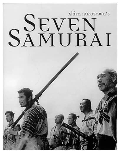 kurosawa film epic seven samurai 1954 akira kurosawa s epic masterpiece