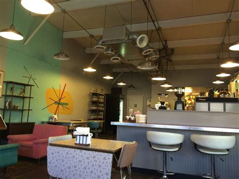 the jam coffee house a mix of quirky 50s style diner and modern coffee shop
