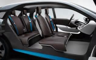 2014 bmw i3 interior front egmcartech egmcartech