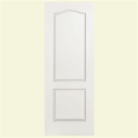 masonite 24 in x 80 masonite 24 in x 80 in smooth 2 panel arch top hollow