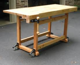 build work bench build this woodworker s workbench to learn mortise tenon