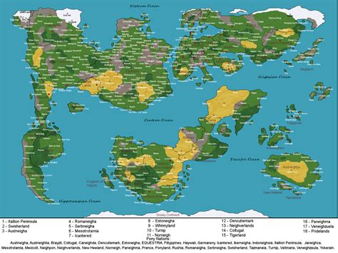 world map of cities at mlp au world map with towns cities by lz0291 on deviantart