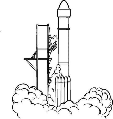 Saturn V Coloring Page by Saturn V Rocket Sheets Coloring Pages